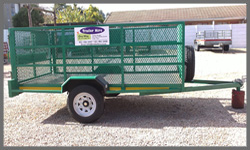 One Way Trailer Trailer Hire Rental Vehicle Trailers Container